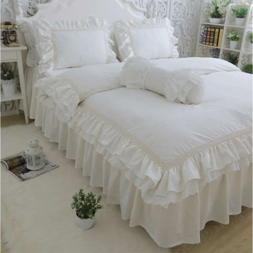 SET BIANCHERIA LETTO - Shabby Chic Isabelle