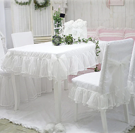 TOVAGLIA IN PIZZO SHABBY CHIC ISABELLE